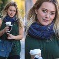 We're Green with Envy Over Hilary Duff's Post-Workout Look