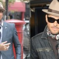Matt Goss Is a Scarf-Wearing Dapper-Looking Dude