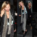 Can You Wear 3 Different Prints Like Kate Moss?