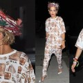 Rita Ora Fails to Look Good in Her Head Wrap