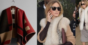 How to Wear a Wrap with Thigh Boots Like Olivia Palermo
