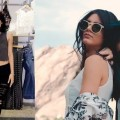 Kendall Jenner Glams Up in Kimono for Pacsun Collection Signing