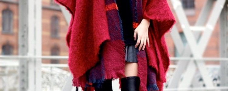 4 Fresh Looks to Try with Your Blanket Wrap
