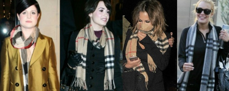 Double-Checking Your Check: How to Spot a Fake Burberry Scarf