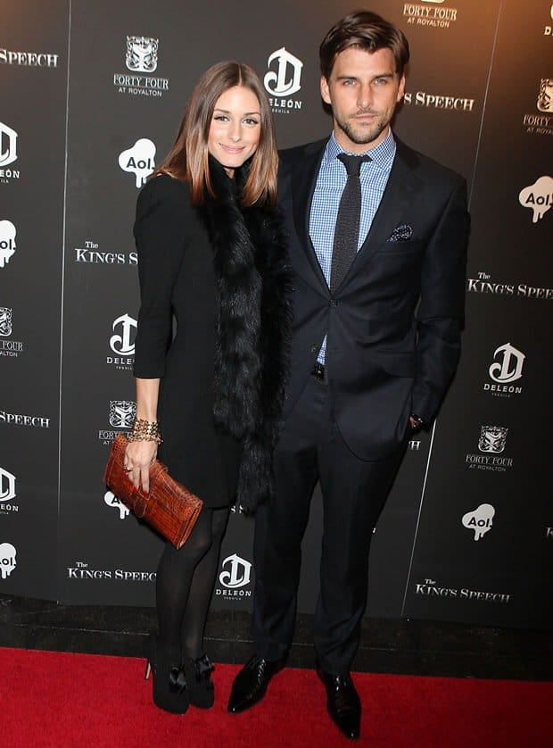 Olivia Palermo, guest