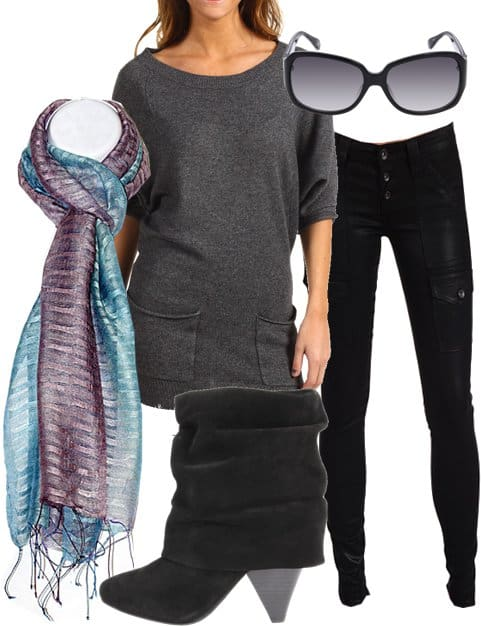Outfit inspired by Katherine Heigl