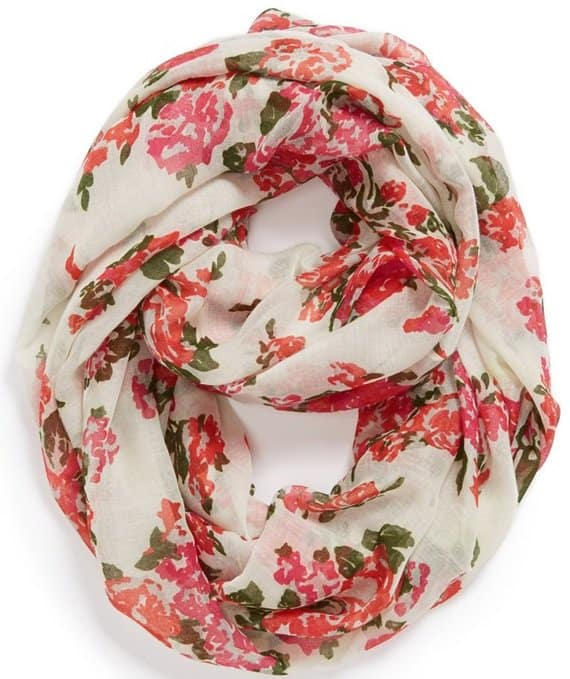 Capelli New York All Over Floral Scarf
