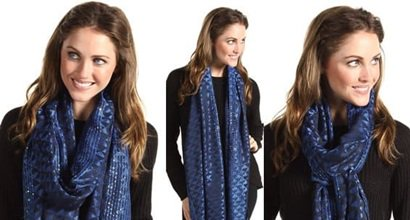 How to Tie a Scarf: 3 Simple Newbie Ways (Video)