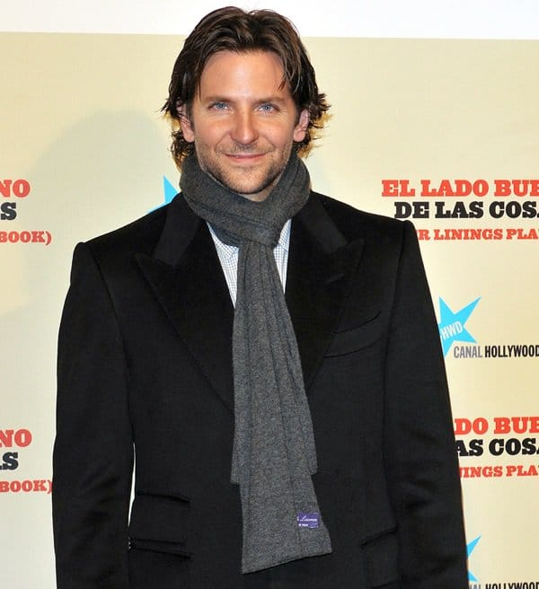 Premiere of 'Silver Linings Playbook'