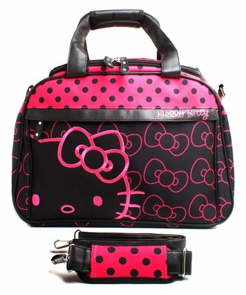 Hello Kitty Bows Weekender Bag