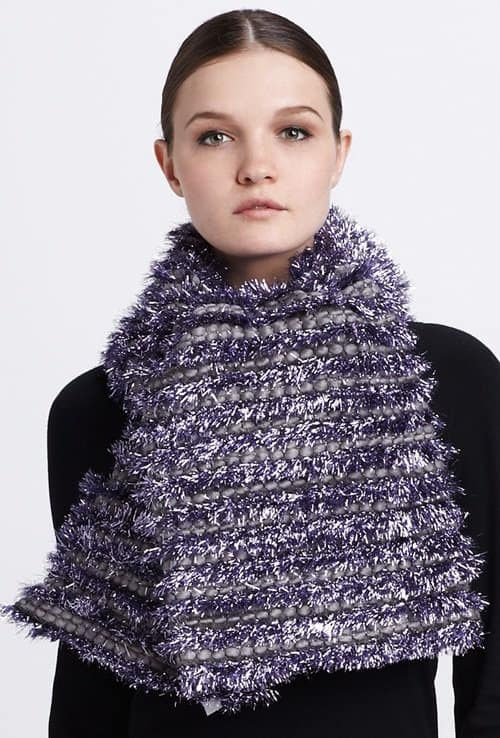 marc jacobs tinsel stripe tweed