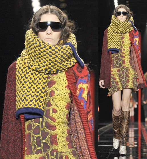 feb 21 Milan Fashion Week - Just Cavalli - Runway feb