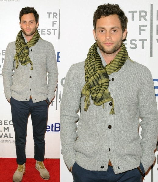 Penn Badgley April 23 Greetings from Tim Buckley