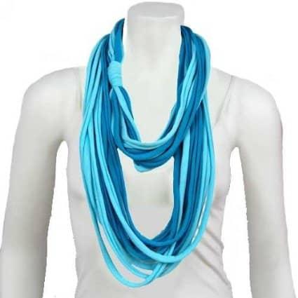 luxury divas t shirt scarf 2