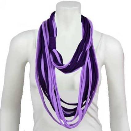 luxury divas t shirt scarf
