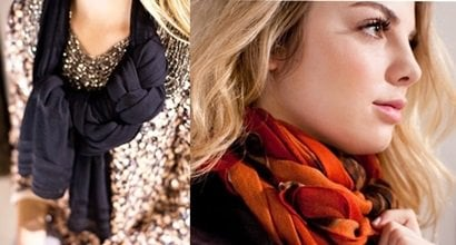8 Easy-to-Wear Scarf Looks to Get You Through Fall in Style