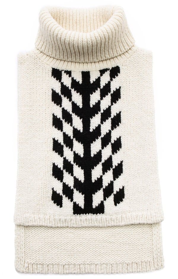 Tibi Sweater Dickey by Amy Smilovic