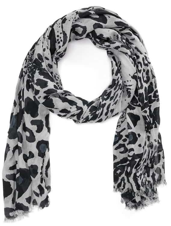lulla collectionn by bindya dancing leopard scarf