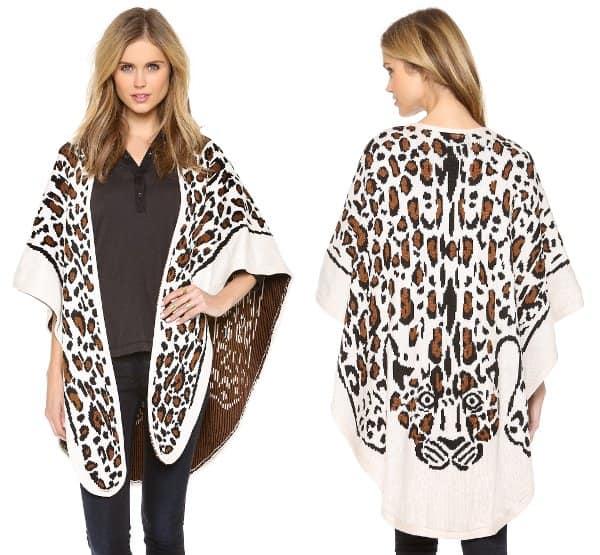Mara Hoffman - Leopard Shawl