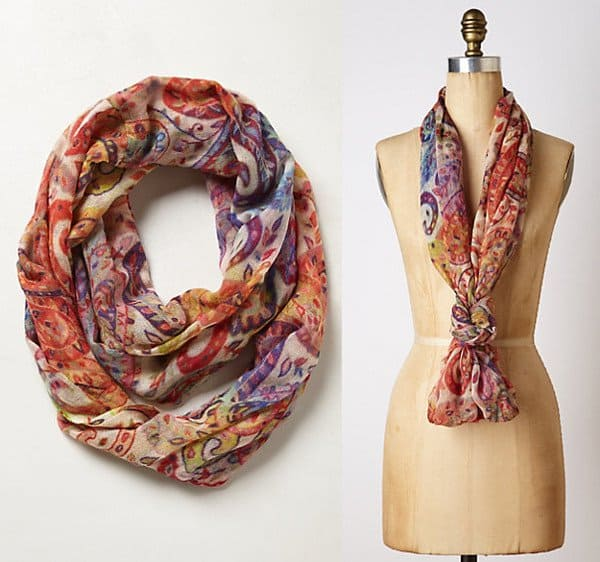 Mirabella Infinity Scarf