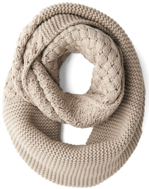 Outdoor Movie Circle Scarf