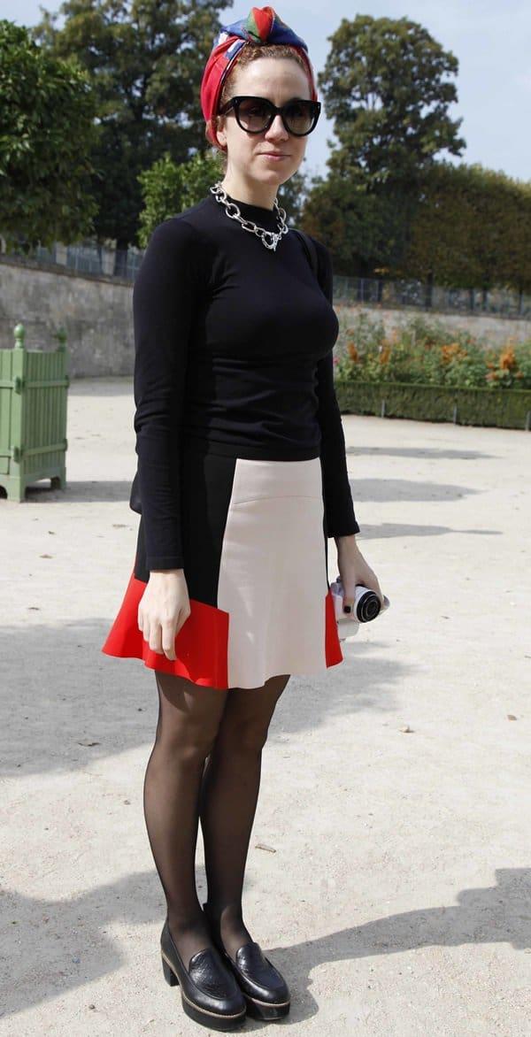Paris Fashion Week Ready to Wear Spring/Summer 2014