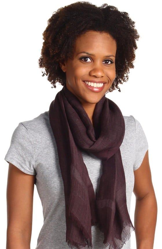 love quotes eyelash fringe scarf
