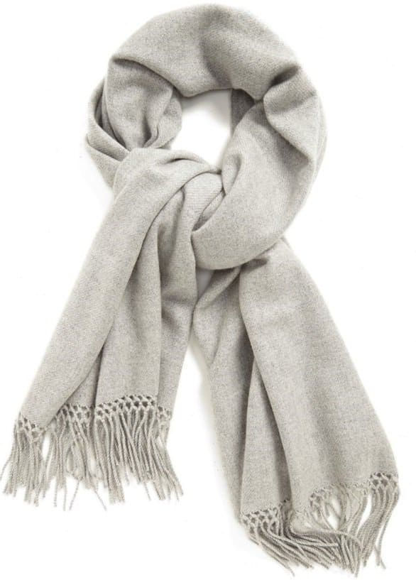 nordstrom woven cashmere wrap