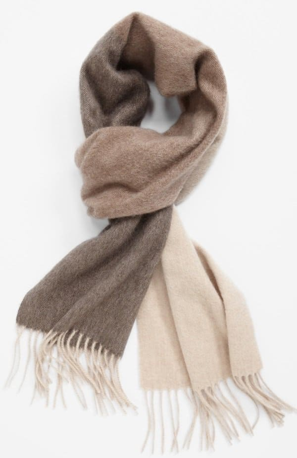 john w nordstrom cashmere scarf