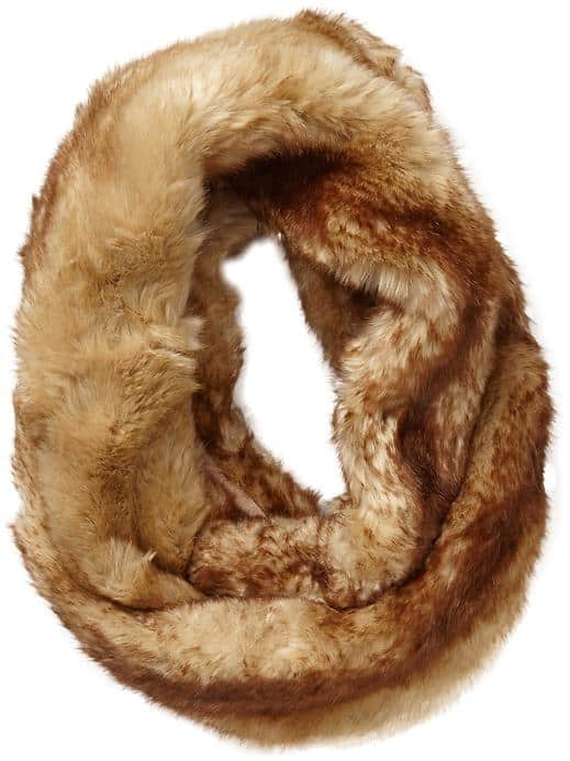tinley road faux fur infinity wrap
