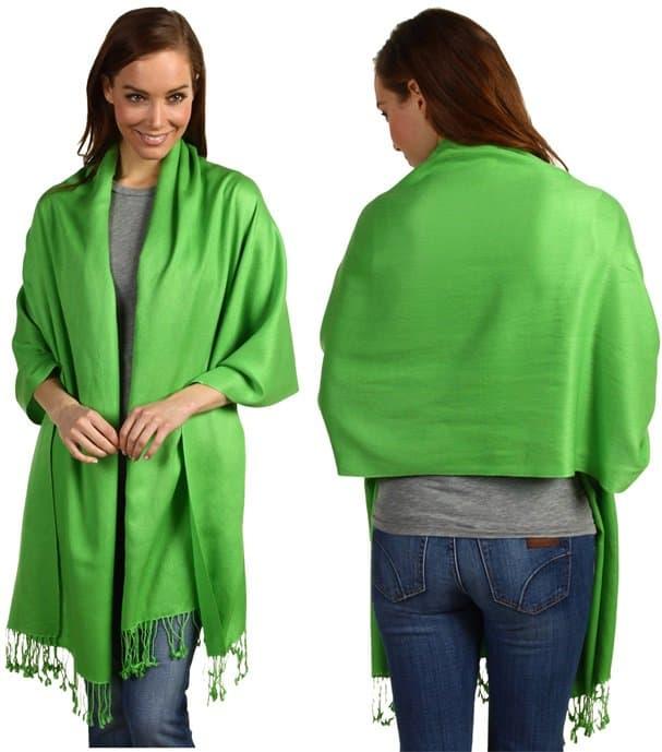betsey johnson cashmere silk real pashmina-horz