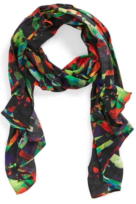 front row society circus in town scarf