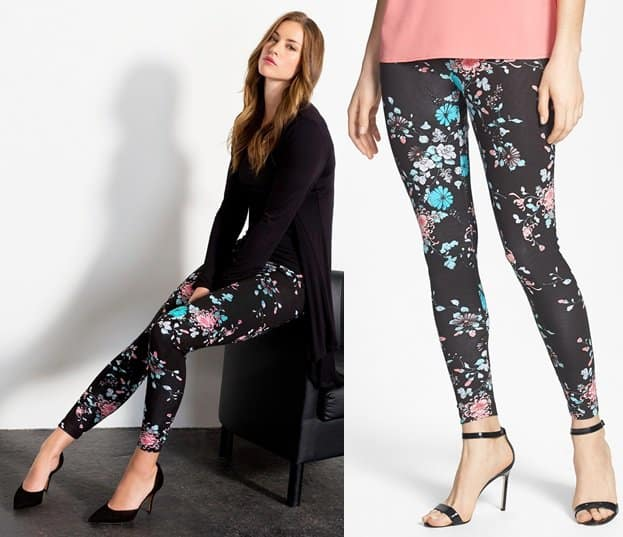 Lysse Floral Print Leggings