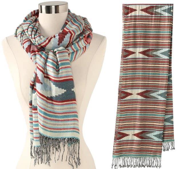 gabriella rocha carrie scarf
