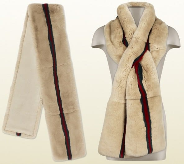 gucci web effect lapin fur scarf2-horz
