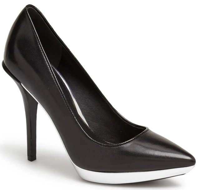 kenneth cole gilmore pumps
