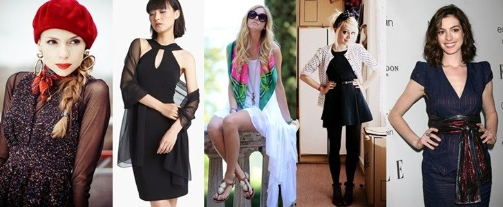 How to Wear a Scarf With a Dress: 5 Creative Outfit Ideas
