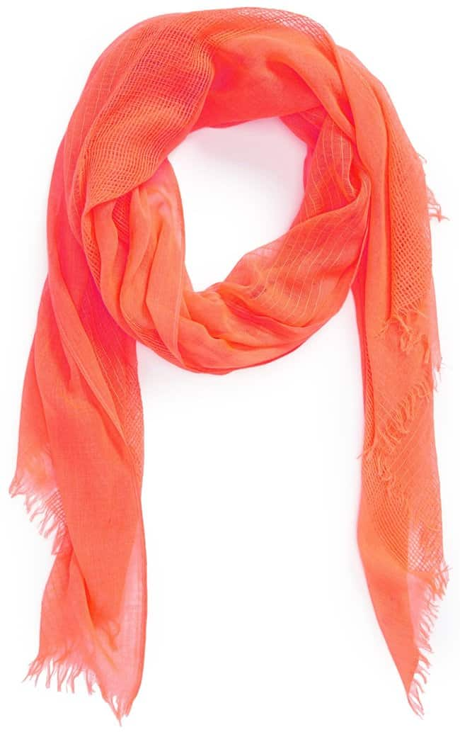 michael stars cool breeze woven scarf