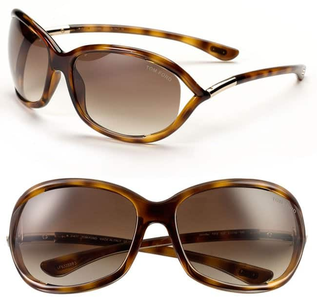 tom ford jennifer 61 mm sunglasses