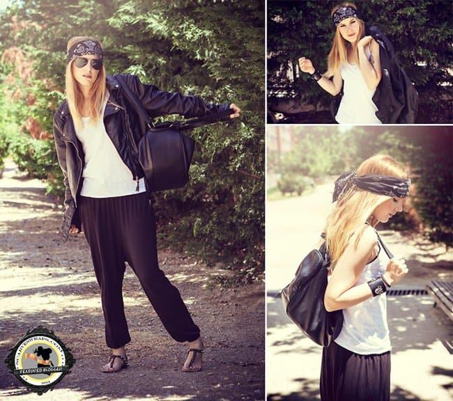 Outfit inspiration from Vita of Vita Dinamita (blog offline)