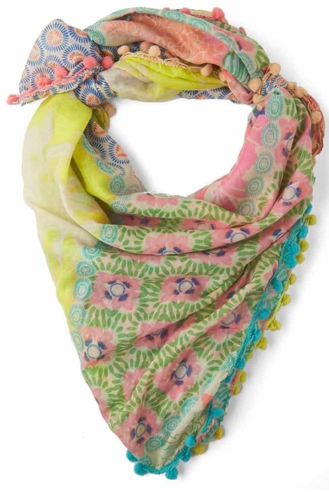 modcloth ever fonder scarf
