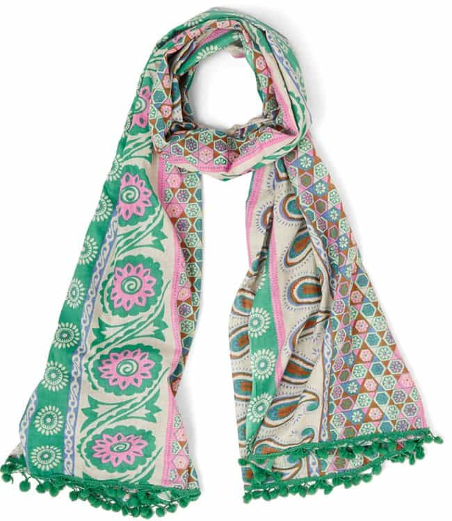 modcloth here and fair scarf