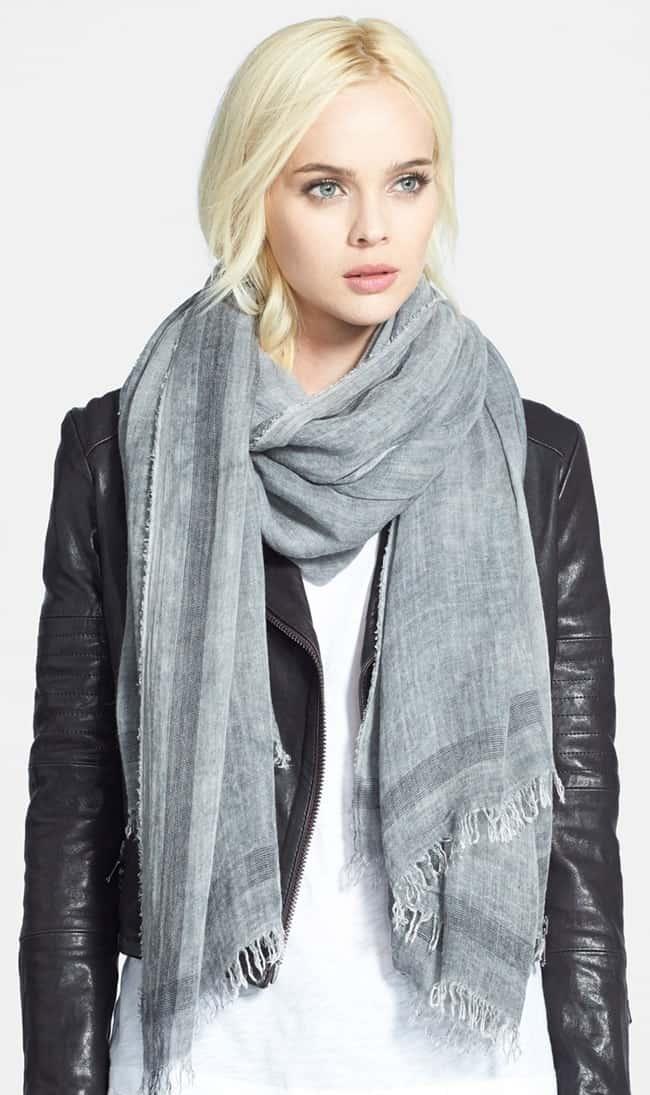 rag bone adelaide scarf