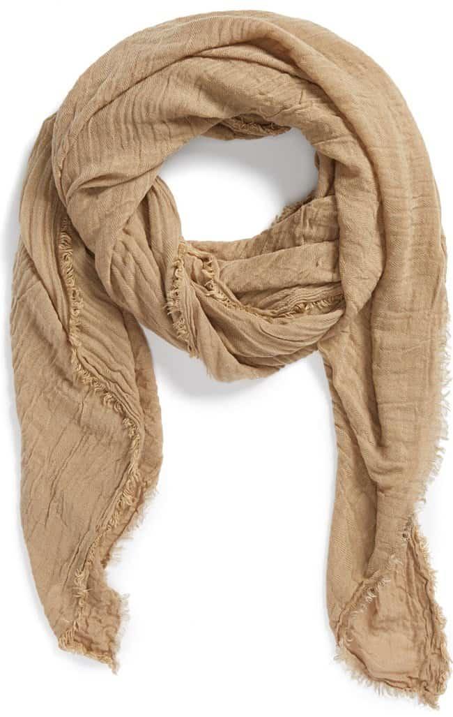 collection xiix blanket wrap beige