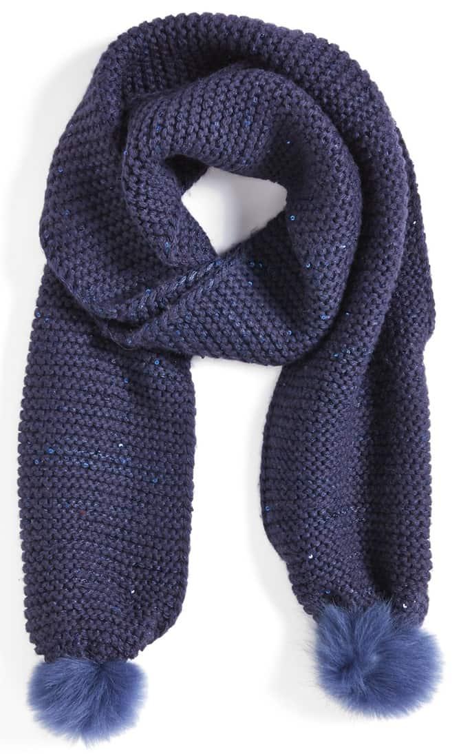 ugg australia lyla sequin scarf