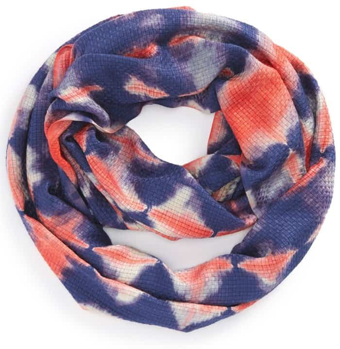 t&C theodora and Callum infinity scarf