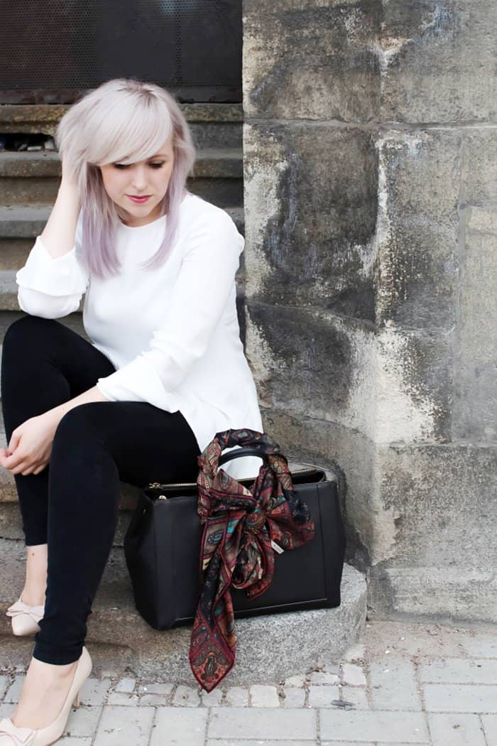 Frances is a dedicated fashion lover and full-time blogger