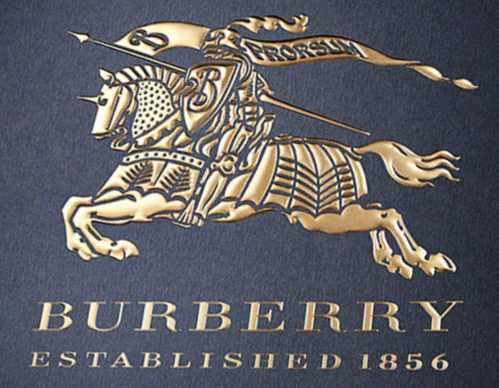 Burberry's equestrian knight