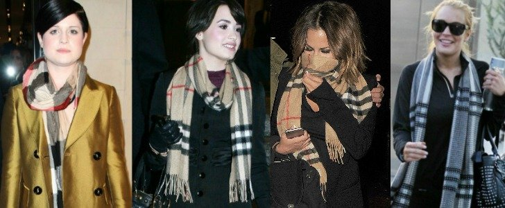 How to Spot a Fake Burberry Scarf: 6 Ways to Tell Real Scarves