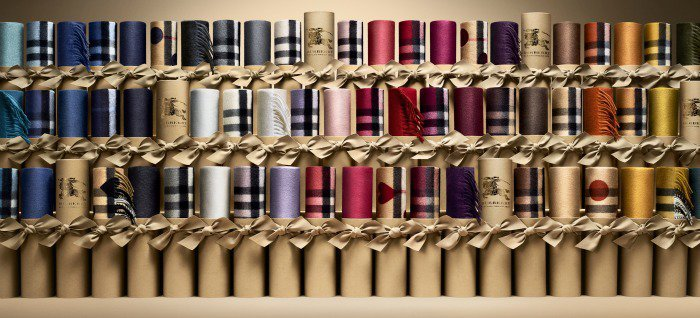 Burberry's gorgeous scarf collection for 2016